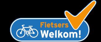 Afbeeldingsresultaat voor fietsers wandelaars welkom